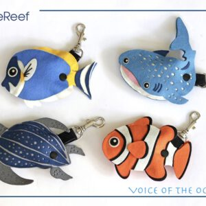 Voice of the Ocean' carrying bag